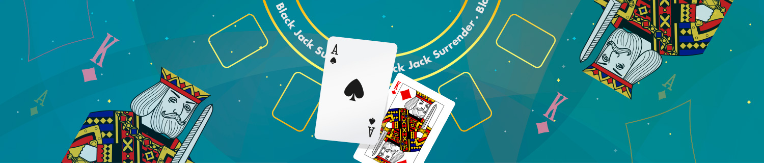 Juega Blackjack Surrender Online en Casino.com México
